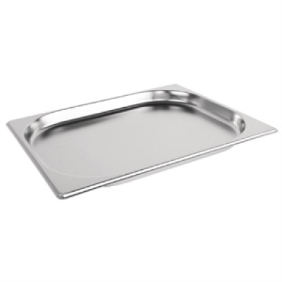 Stainless Steel Gastronorm Pan - 1/2 Half Size