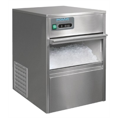 Polar T316 Under Counter Ice Maker - Stainless Steel