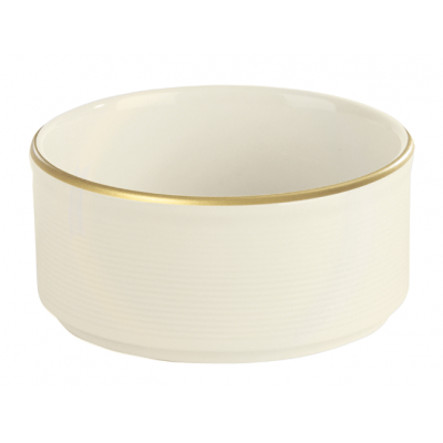 Line Gold Band Stacking Bowl - 10cm
