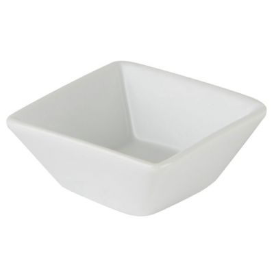 Porcelite Twist Dip Pot