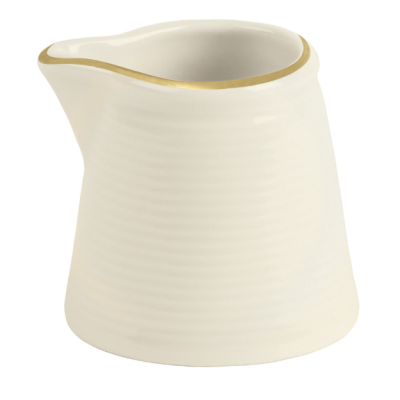 Line Gold Band Creamer - 3cl