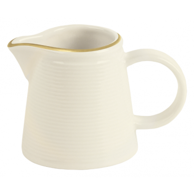 Line Gold Band Creamer - 25cl