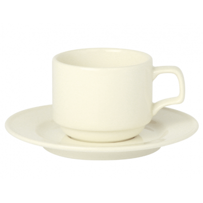 Academy Event Stacking Saucer - 15cm/6''