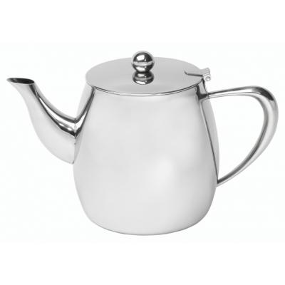 Stainless Steel Tea Pot - 48cl