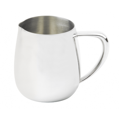 Academy Beverage Stainless Steel Milk Jugs - 14cl