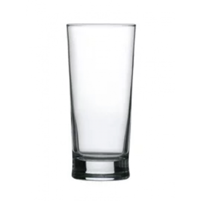 Utopia Senator Nucleated Conical Beer Glasses - 280ml
