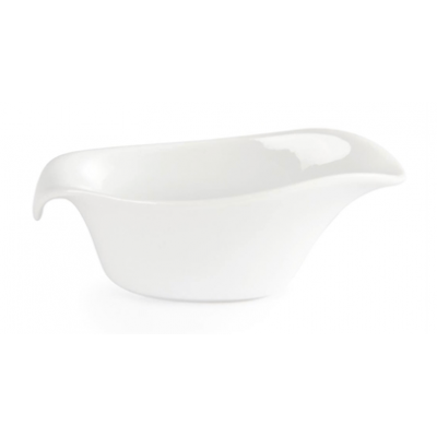 Olympia Whiteware Sauce Boat 85ml