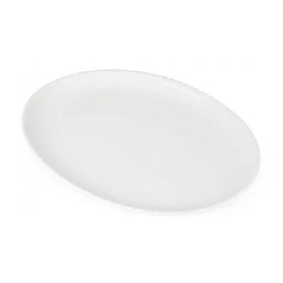 "Athena Hotelwear Oval Coupe Plate 12"""