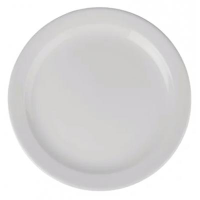 "Athena Hotelware Narrow Rimmed Plate 10"""