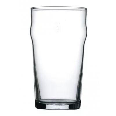 Arcoroc Nonic Nucleated Beer Glasses - 570ml