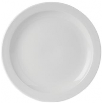 Simply Narrow Rim Plate 8¼""