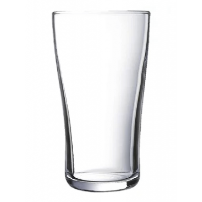 Arcoroc Ultimate Nucleated Beer Glasses - 570ml