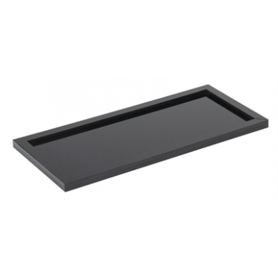 Bathroom Presentation Tray - Black