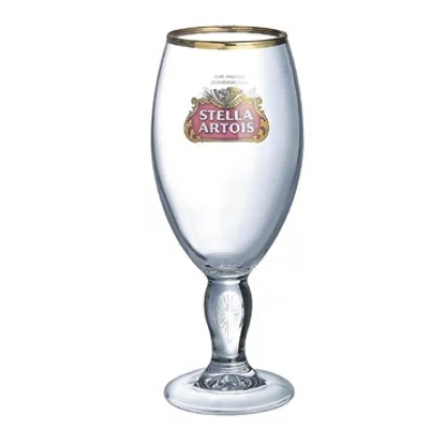 Arcoroc Stella Artois Chalice Beer Glasses - 570ml