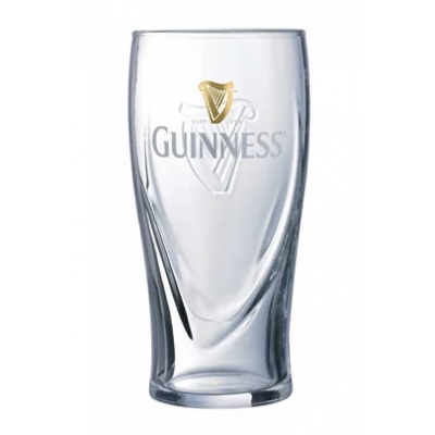 Arcoroc Guinness Glasses - 570ml CE Marked