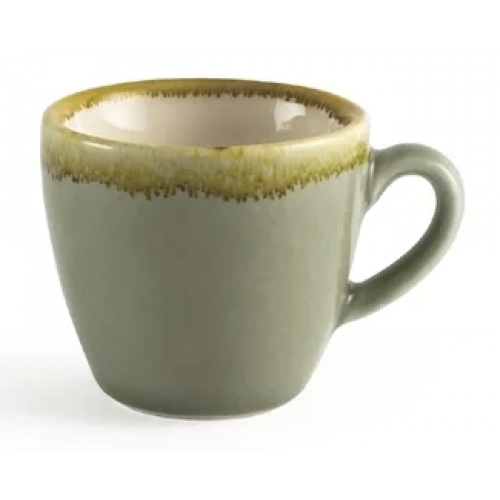Olympia Kiln Espresso Cup Moss Gp476 Red Moon Catering