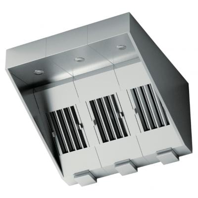SV1212RV ? Lincat Modular Canopy Extraction Ventilation System