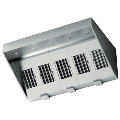 SV1220RH ? Lincat Modular Canopy Extraction Ventilation System