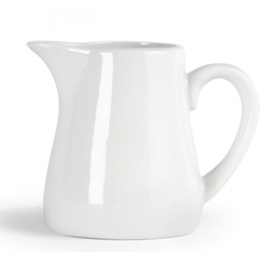 Olympia Whiteware Cream or Milk Jug 170ml