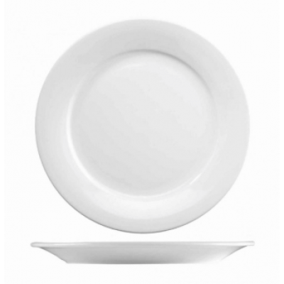 "Churchill Art de Cuisine Menu Mid Rimmed Plate 8"" 203mm"
